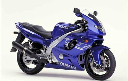 Yamaha YZF600R Thundercat