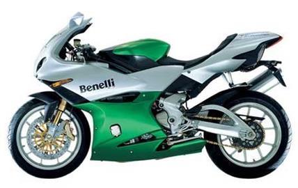 Benelli Tornado 900 Limited Edition (Talianská verzia)