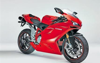 Ducati 1098 S/Biposto