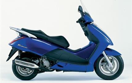 Honda FES150 Pantheon