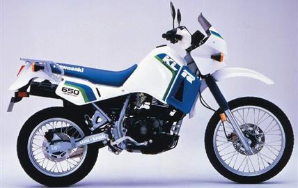 Kawasaki KLR650 / R