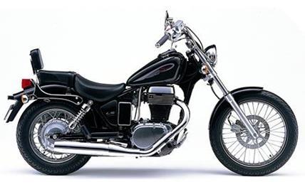 Suzuki LS650P Savage