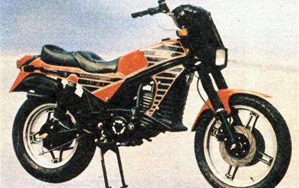 Italjet Roadmaster 350