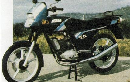 KTM 80 PL
