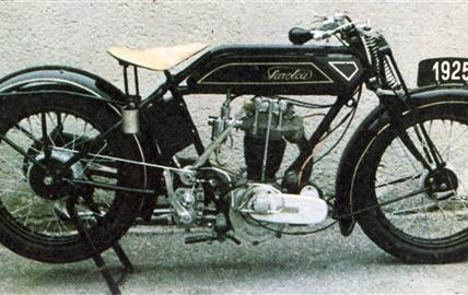 Sarolea 23 k Supersport