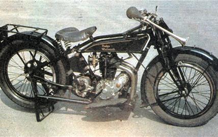 Rudge 500 Whitworth
