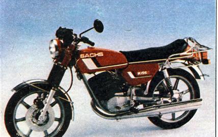 Hercules K 125 S