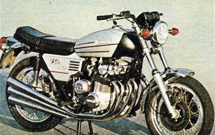 Benelli 750 Sei