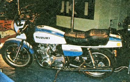 Suzuki GS 1000 S