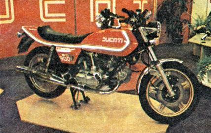 Ducati 900 SD