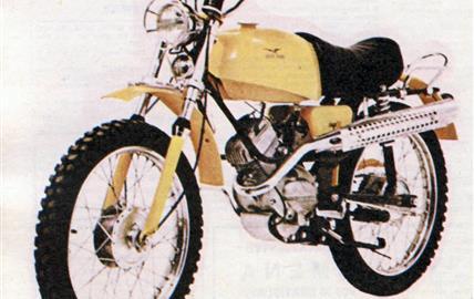 Moto Guzzi Dingo 50 Cross