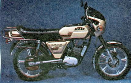 KTM 50 RSW