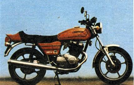 Laverda 500