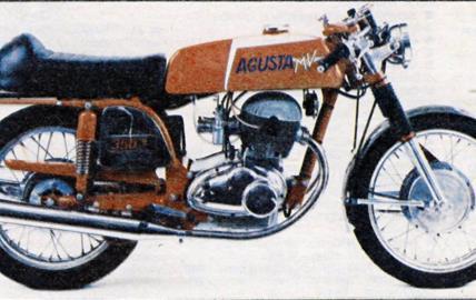 "MV Agusta 350 ""S"" Elettronica"