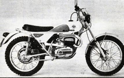 """Bultaco """"Lobito"""" Mk6"""
