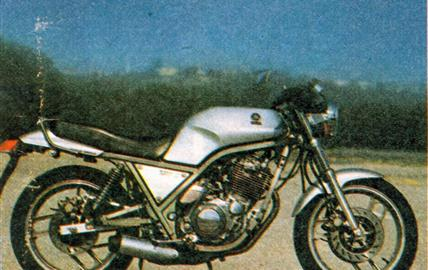 Yamaha SRX 600