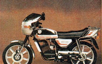 Zündapp KS 80