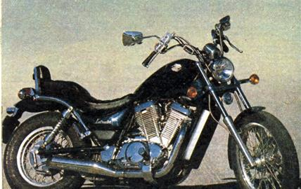 Suzuki VS 750 Intruder