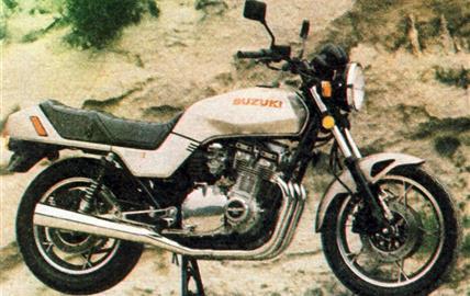 Suzuki GS 1100 E