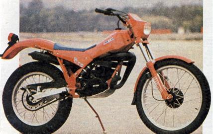 Beta TR 32