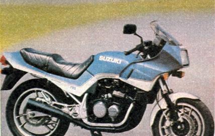 Suzuki GSX 400 FWSD