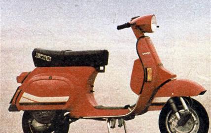 Vespa P 125 ETS