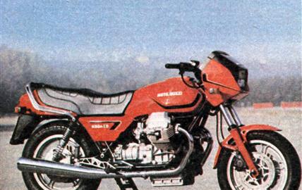 Moto Guzzi 850 T 5