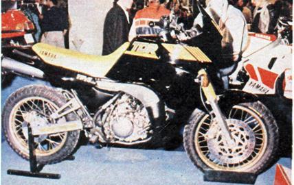 Yamaha 250 TDR
