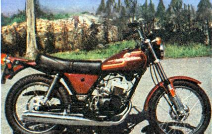 Harley-Davidson SS 125