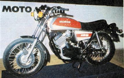 Moto Morini 125 T