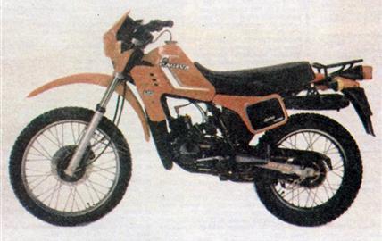 Cagiva WSXT 125