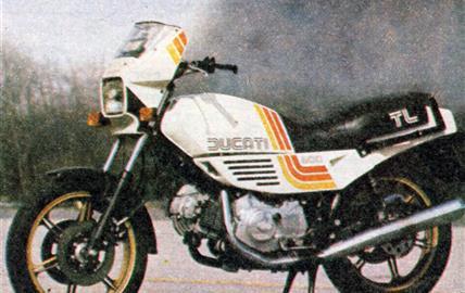Ducati TL 600