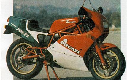 Ducati 750 F 1