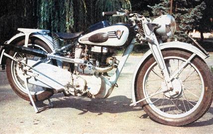Victoria KR 35 SS