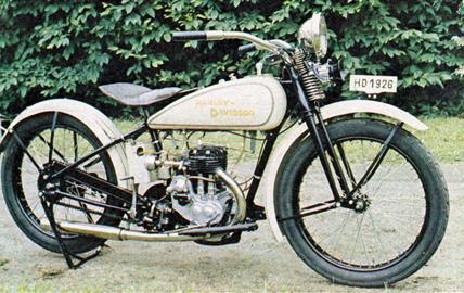 Harley-Davidson 350