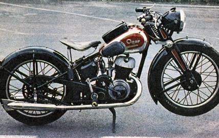 Ogar 250 model 4