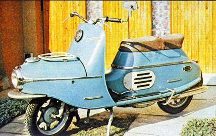 Čezeta typ 501