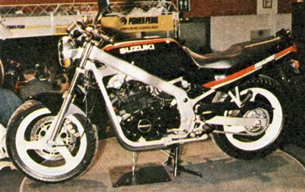 Suzuki GS 500E