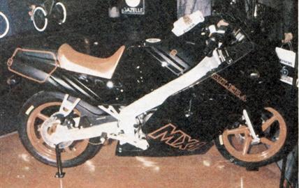 Gilera MX 1