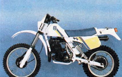 Husqvarna 240 WR