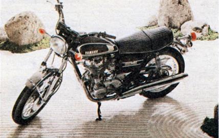 Yamaha XS 650 B