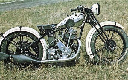 Calthorpe 350
