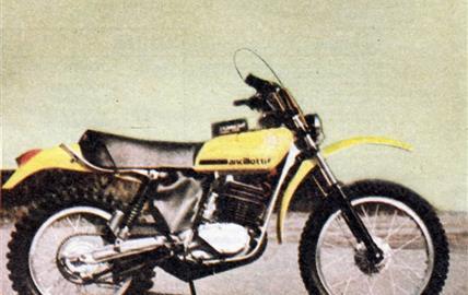 Ancillotti Scarab 125 C