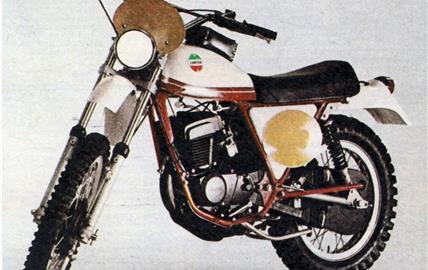 Laverda 2 TR 250