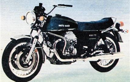 Moto Guzzi 850 T 3