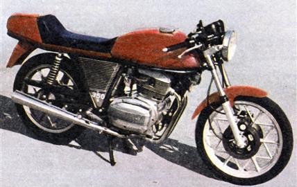 MW 350 Sport