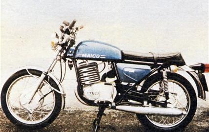 Maico MD 250