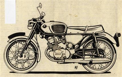 Honda CB 160 Super Sports