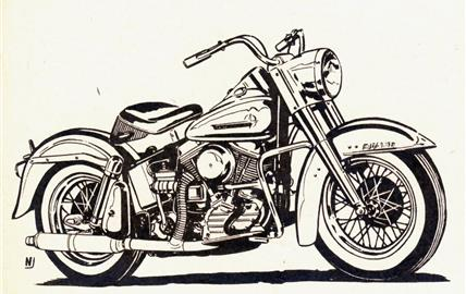 Harley-Davidson FLH Duo Glide