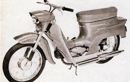 Jawa Pionýr 50-05